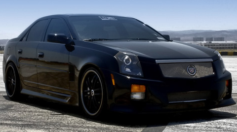 2005 2006 Cadillac CTSV Coupe Sedan LS2