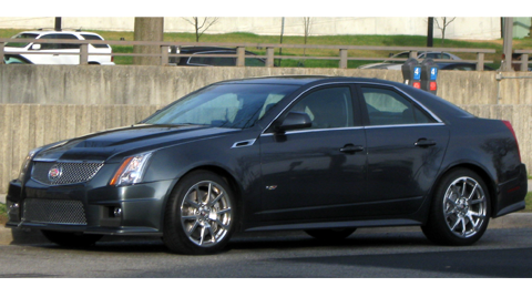 2008 2009 2010 2011 2012 2013 2014 Cadillac CTSv Coupe Sedan Wagon LSA