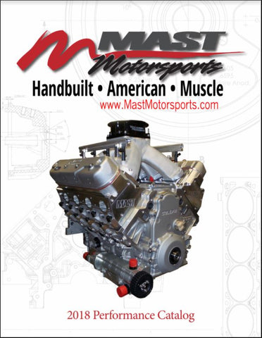 Mast Motorsports LS Performance Catalog 2018
