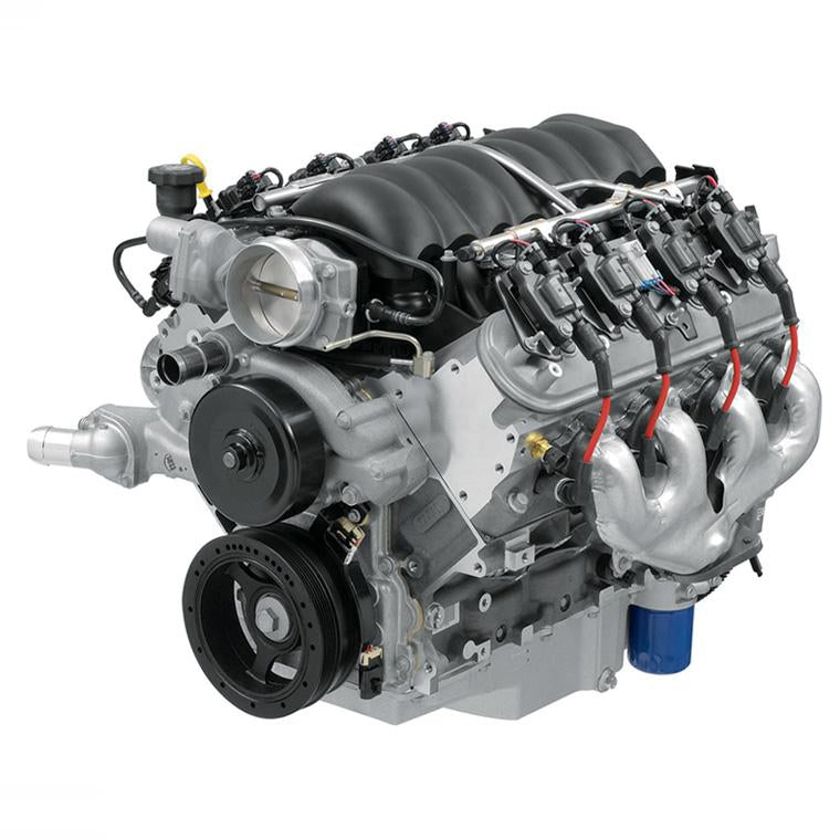 427ci Factory Mast LS Crate Engine | 625hp