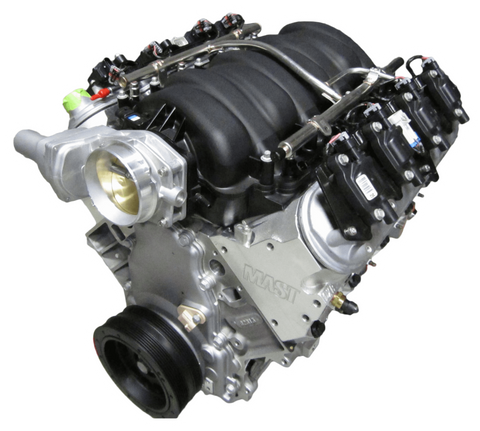Mast Motorsports Crate Engines 650 Black Label Road & Track Engine