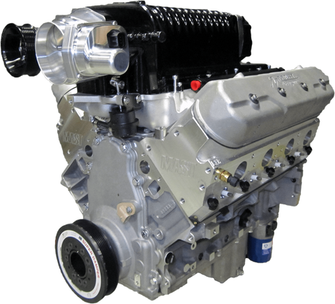 Mast Motorsports Crate Engines 800 Performance Supercharged Engine