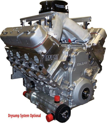 Mast Motorsports Crate Engines 850 Unlimited Race Gas Engine