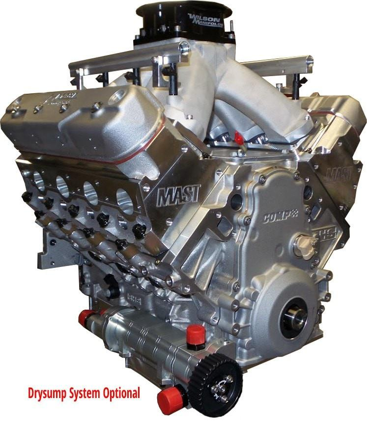 850 Unlimited Race Gas Engine