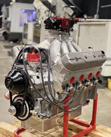 Mast Motorsports Crate Engines Dirt Late Model Engine