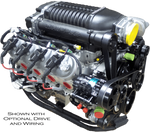 Mast Motorsports Crate Engines LS3 416 HO Supercharged Crate Engine - 750HP