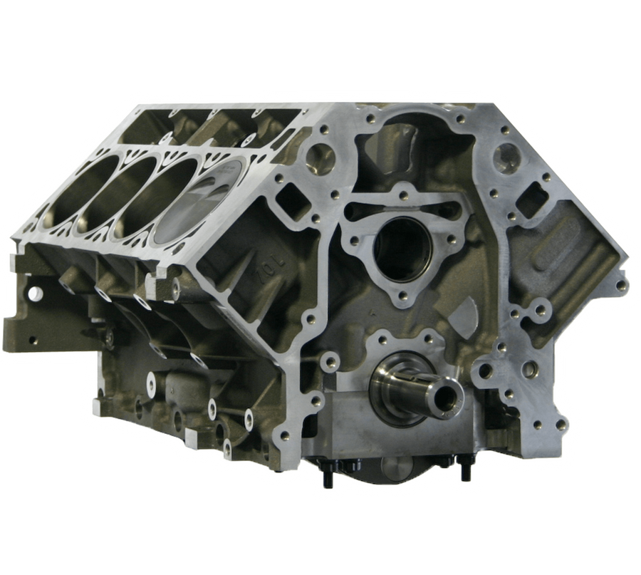 LS7 427 Short Block