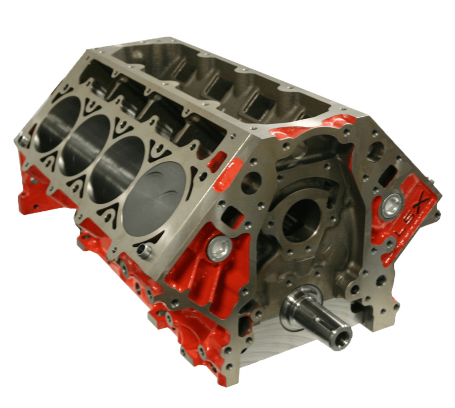 LSX 440 Short Block