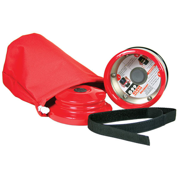 G100 glove inflator kit with adaptor for class 00 and 0 gloves