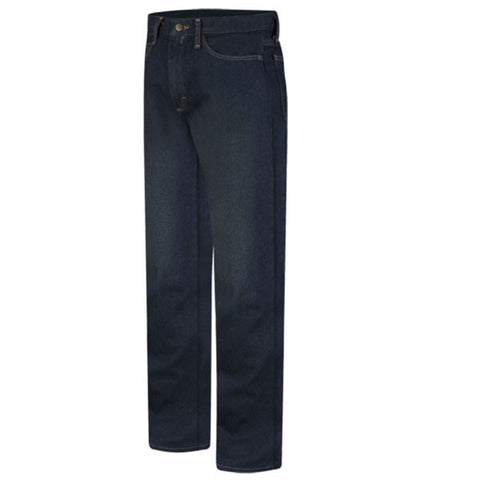 Bulwark PEJM Straight Fit Sanded Denim Jeans HRC2