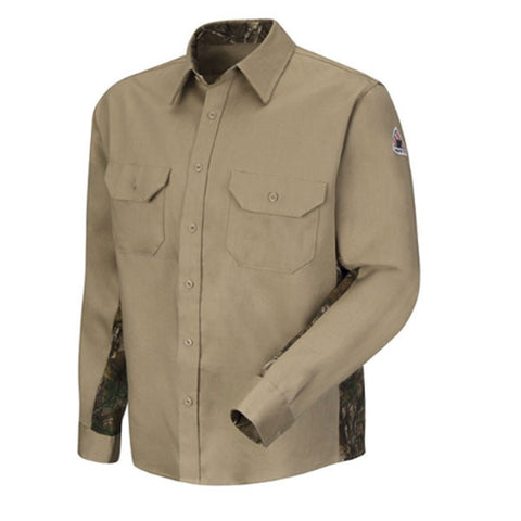 Bulwark SLU4 Camo Uniform Shirt, HRC2