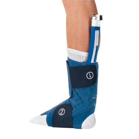 Intelli-flo Ankle Cooling Pad  | Cold Therapy Canada