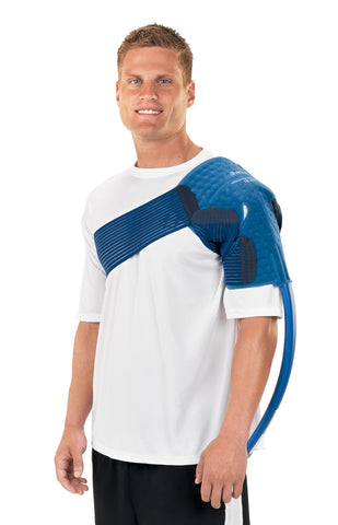 Intelli-flo Shoulder Cooling Pad  | Cold Therapy Canada