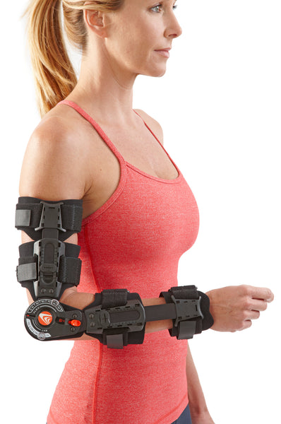 T Scope Premier Elbow Brace Cold Therapy Canada Cold
