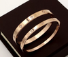 Modern Edge's Luxury Bangle with Cubic Zirconia