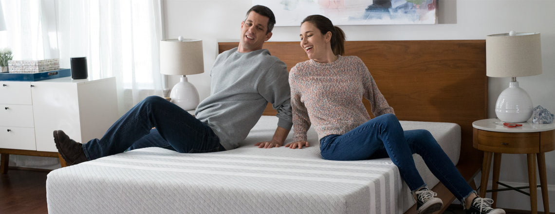 Best Mattress for Moving to a New Home header image