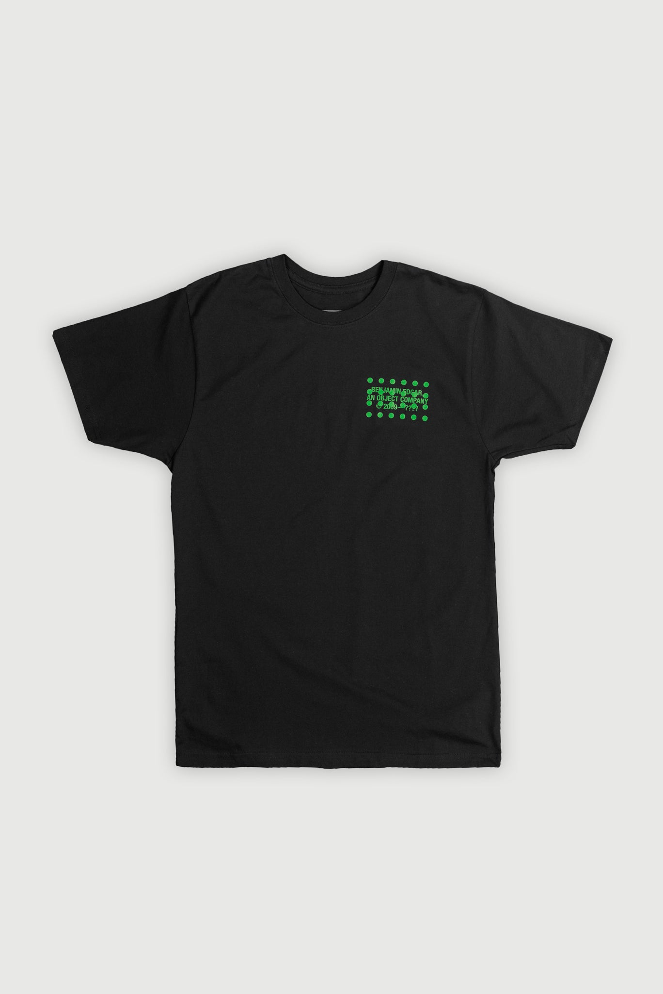 Green Dots Simple T-Shirt