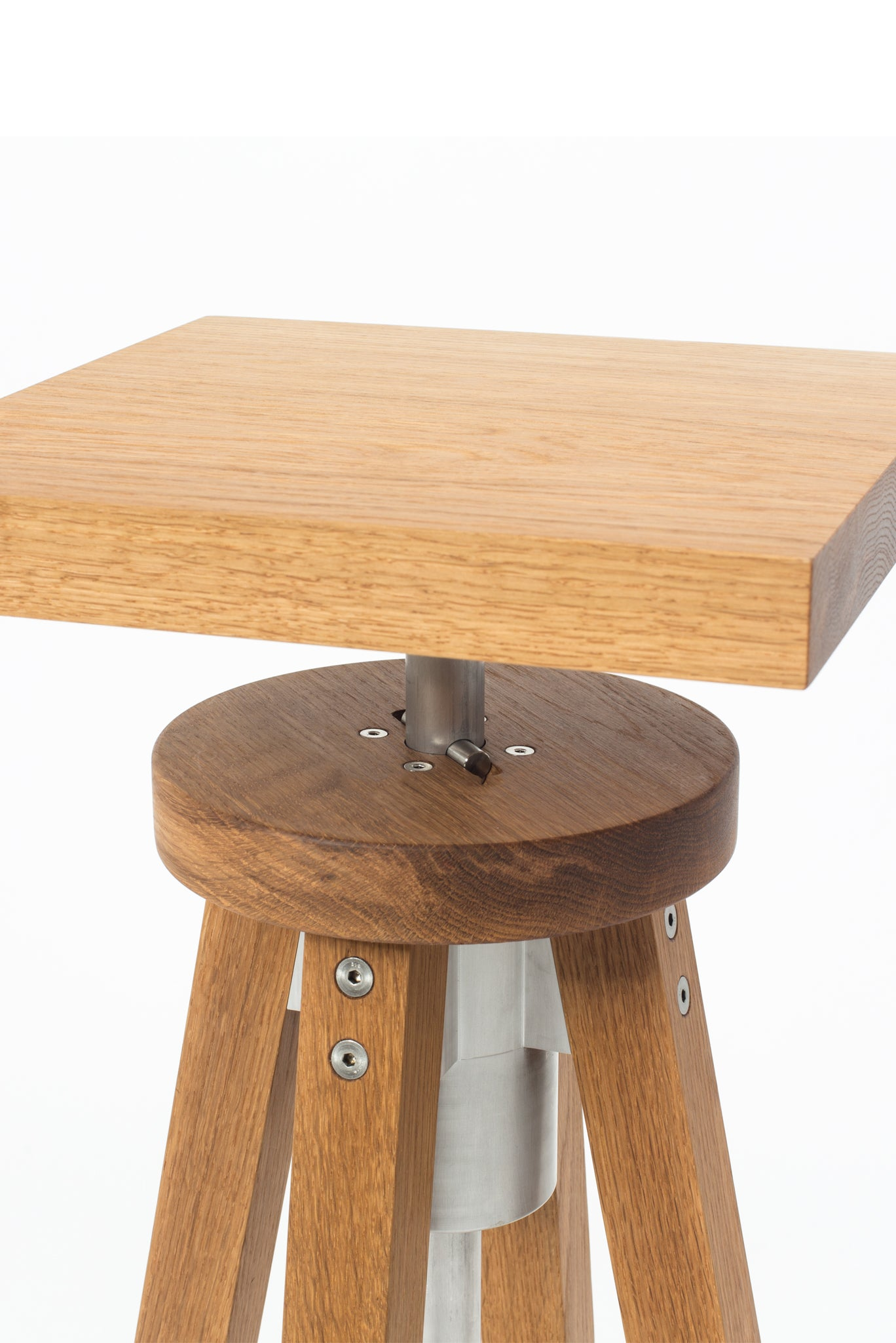 Sculptor's Stand Stool #1