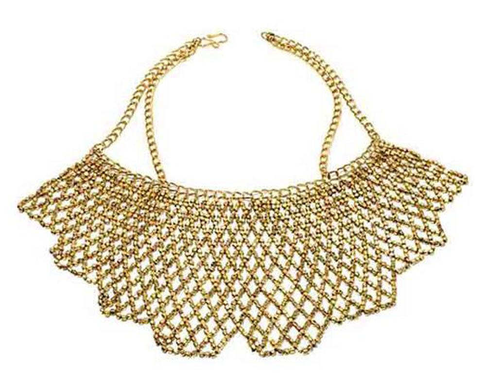 """Aabhal"" Collar Necklace"