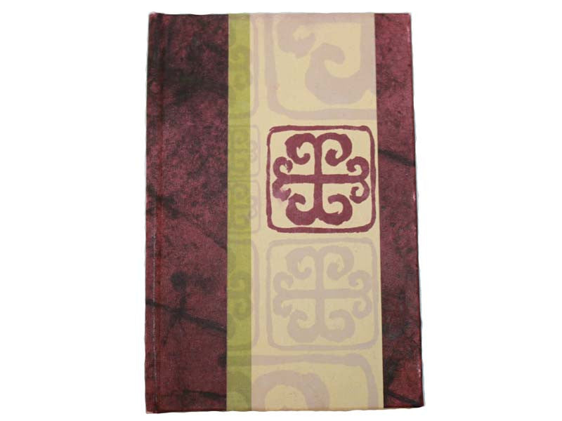 Small Batik Paper Journal