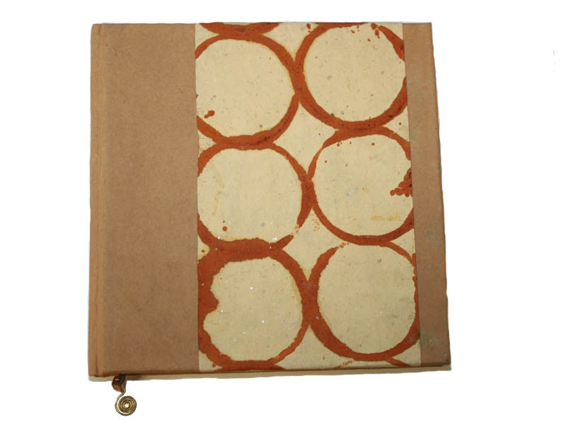 Medium Circle Paper Journal