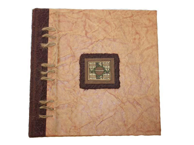 Medium Textured Paper Journal