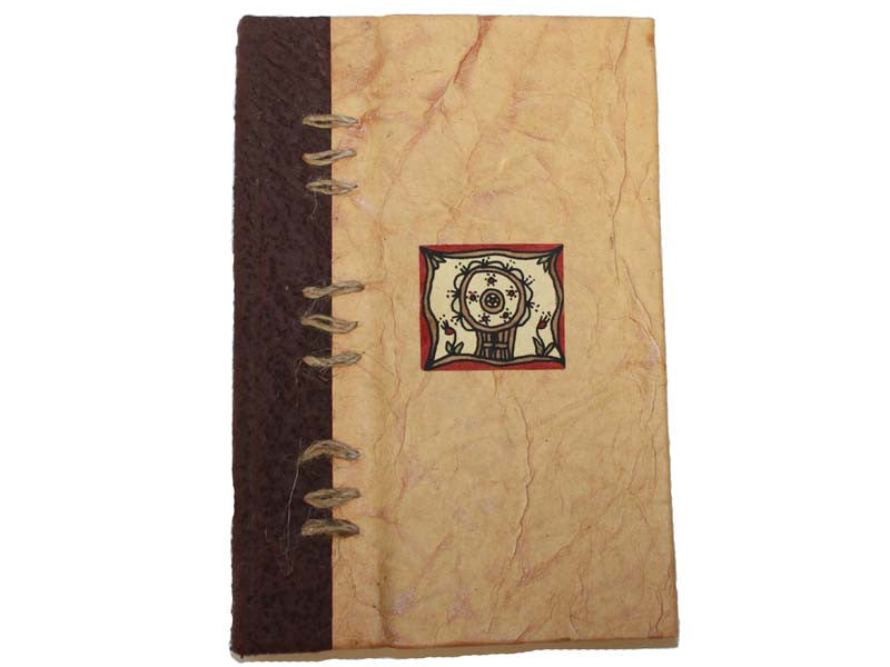 Small Textured Paper Journal