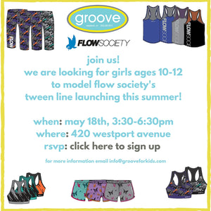 Flow Society Model Search @ Groove
