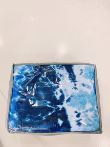 Cotton Jersey Knit Collection - Blue Tie Dye