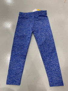 Dori Heather Royal Blue / White Legging