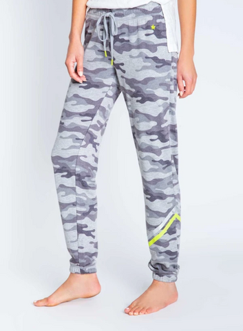 Neon Pop Banded Pant