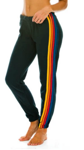 5 Stripe Sweatpant
