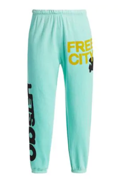 Let's Go Logo Standard-Fit Sweatpants