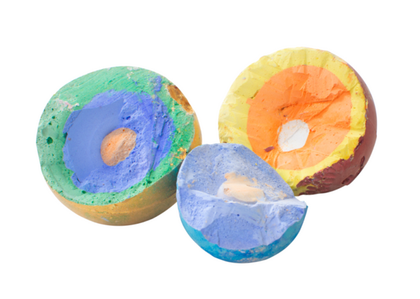 Mason's Planets Sidewalk Chalk For Autism Research