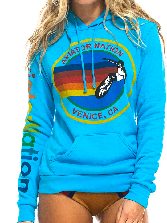 Aviator Nation Pullover Hoodie