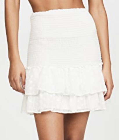 BB Dakota Girl Meets Ruffle Skirt