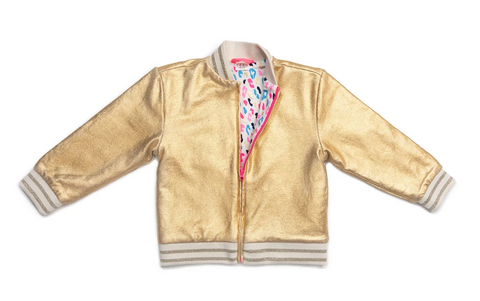 Gold Abbey Jacket