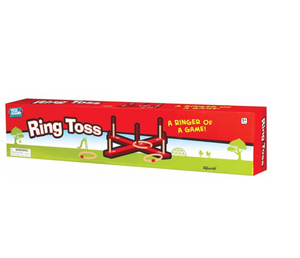 Toysmith Ring Toss, A Ringer of a Game!