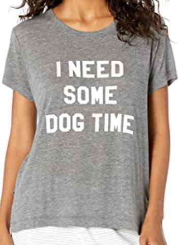 I Need Some Dog Time Tee