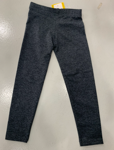 Dori Heather Grey / Black Legging