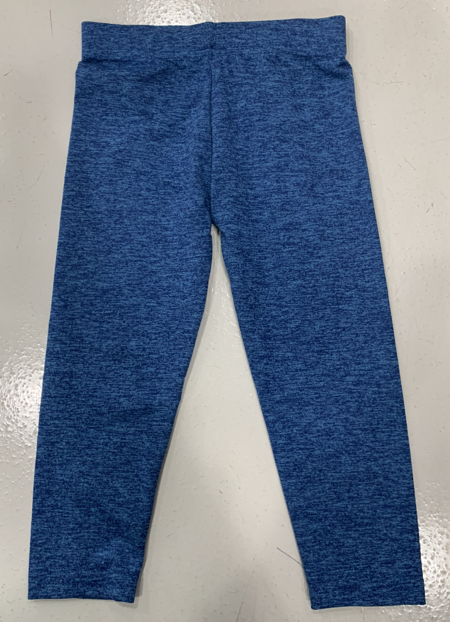 Dori Heather Royal Blue / Navy Legging
