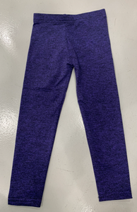 Dori Heather Purple / Black Legging