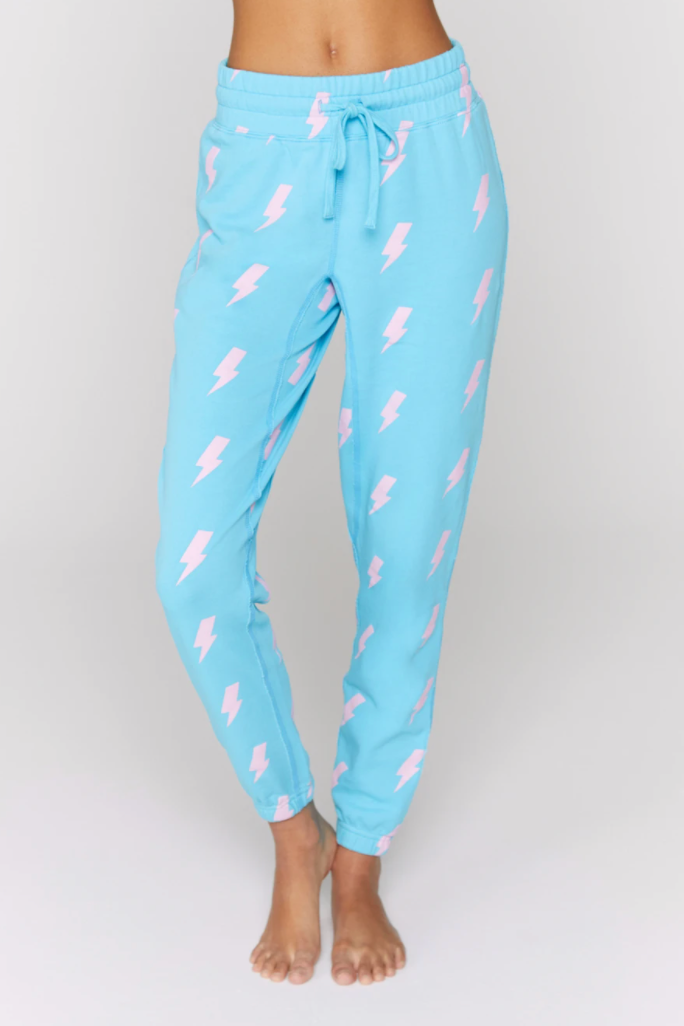 Lightning Bolt Jogger Sweatpant