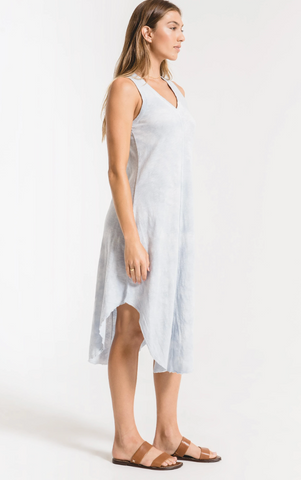 Cloud Tie Dye Reverie Dress