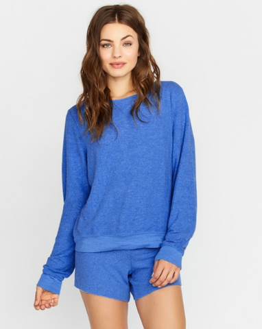 Wildfox Essentials Baggy Beach Sweatshirt