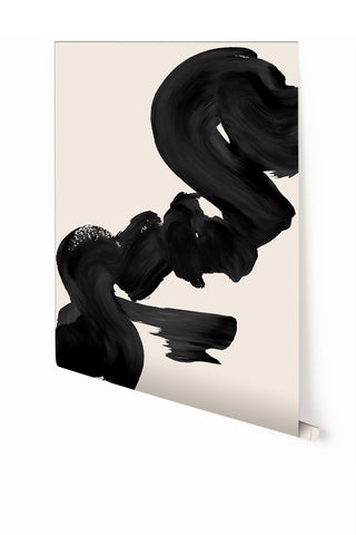 Wallpaper : Abstract Art #5© Mural // Smoke