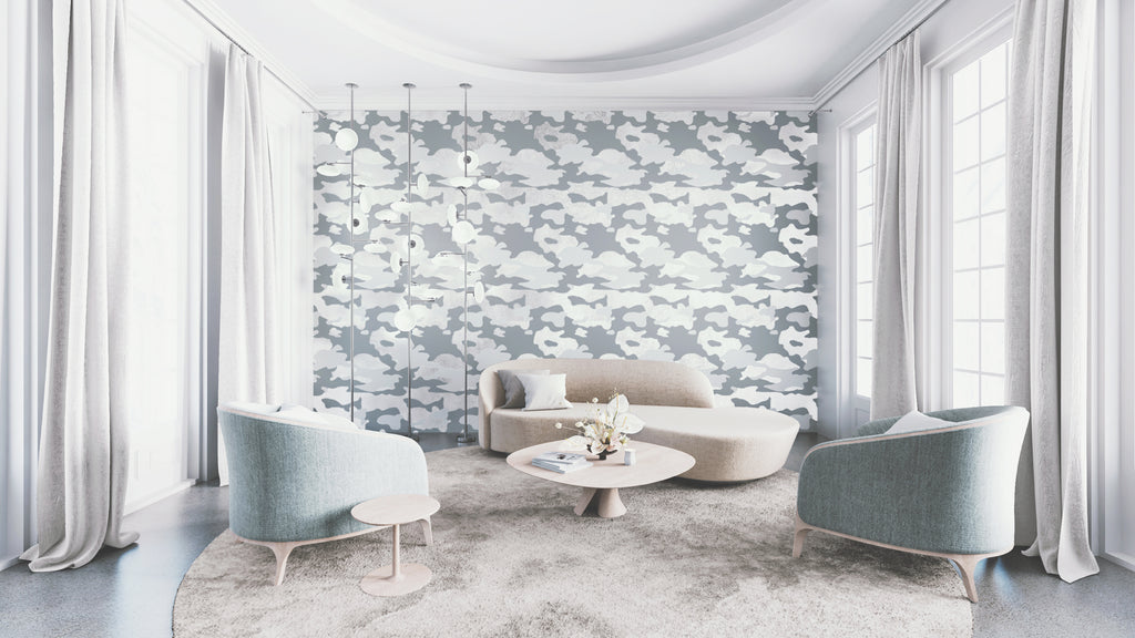 Modern Interior Design, Wallpaper U0026 Removable Decals | Drop ...