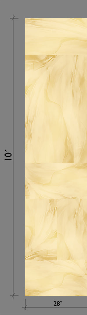 Wallpaper : Tulle© // Yellow