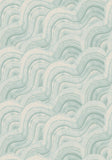 Fabric by the yard : Sediment #2© // Sailor blue