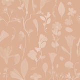 Fabric by the yard : Botanic Bloom© // Coral